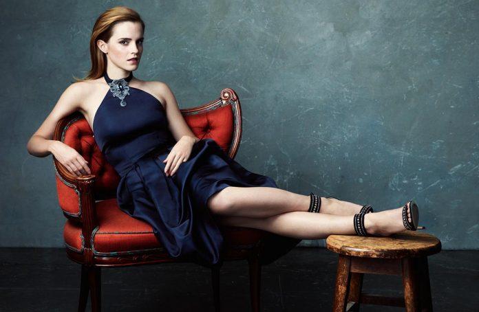 Emma Watson's Feet