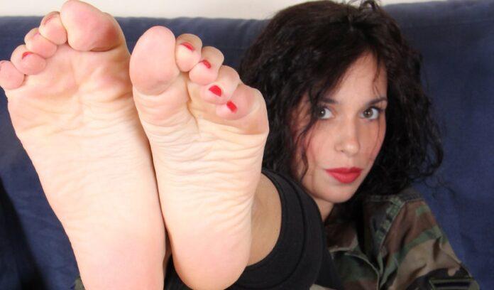 Girls feet galleries