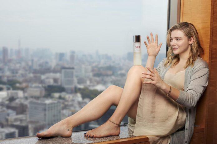 Chloë Grace Moretz's Feet